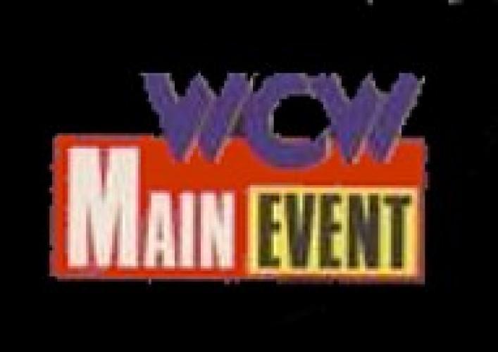 WCW Main Event next episode air date poster