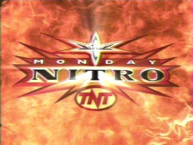 WCW Monday Nitro next episode air date poster
