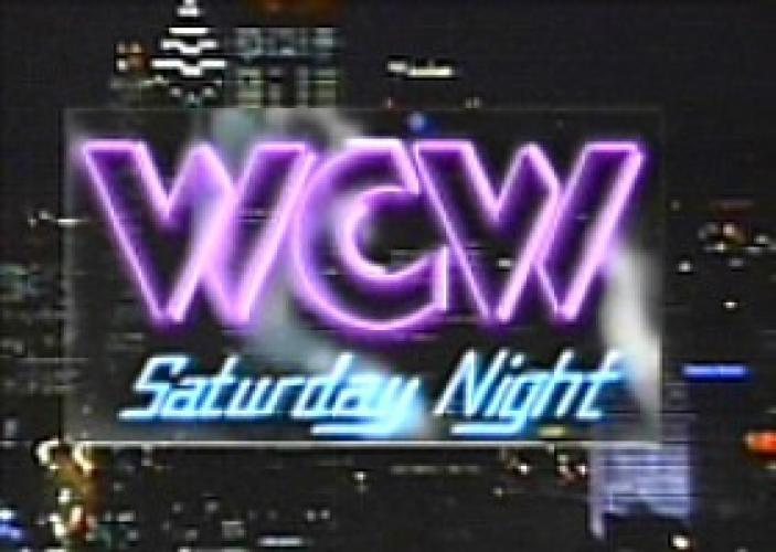 WCW Saturday Night next episode air date poster