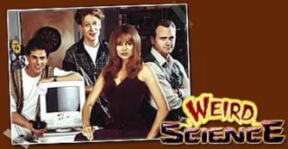 Weird Science next episode air date poster