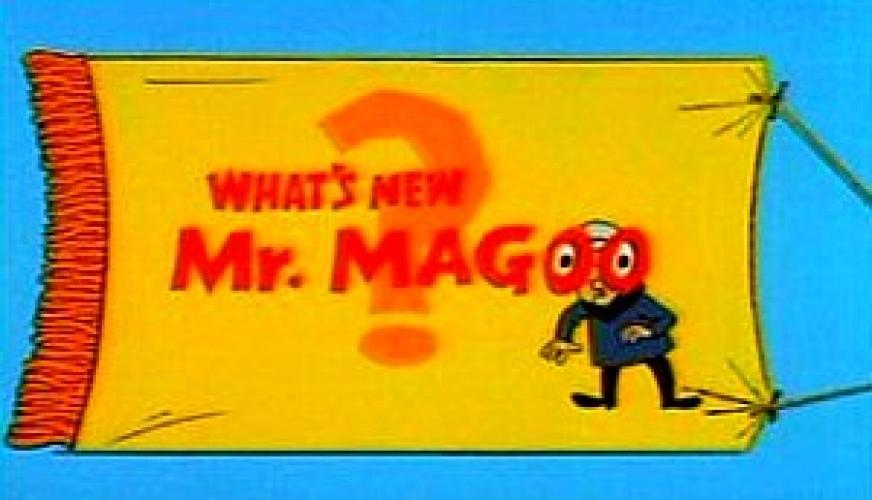 What's New, Mr. Magoo? next episode air date poster