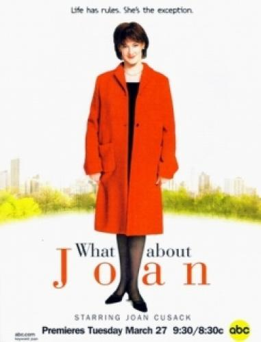 What About Joan next episode air date poster