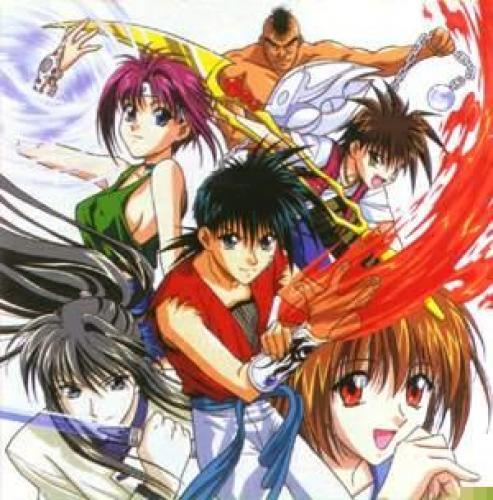Flame of Recca next episode air date poster