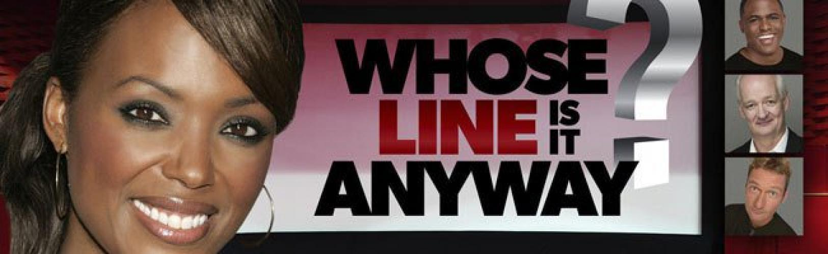 Whose Line Is It Anyway? next episode air date poster