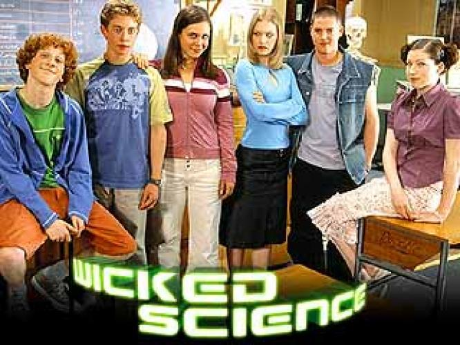 Wicked Science next episode air date poster