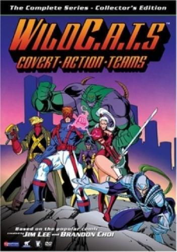 WildC.A.T.S. next episode air date poster