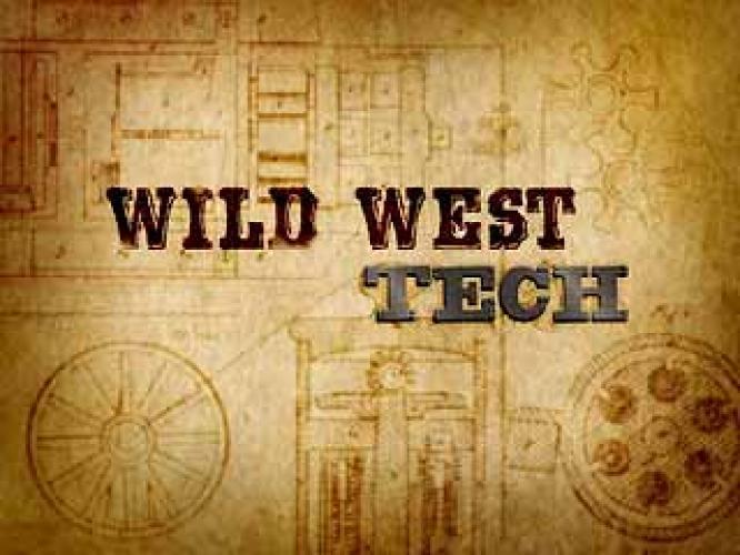 Wild West Tech next episode air date poster