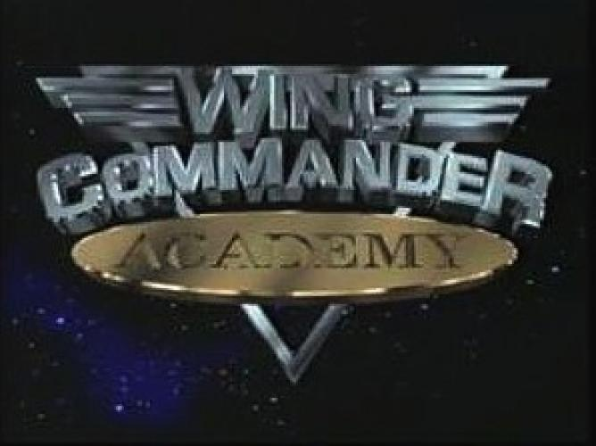Wing Commander Academy next episode air date poster