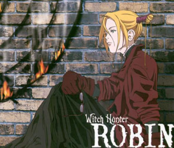 Witch Hunter Robin next episode air date poster