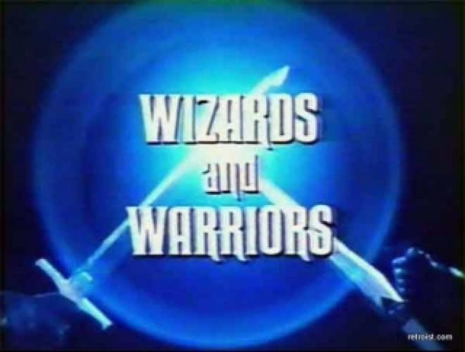 Wizards and Warriors next episode air date poster