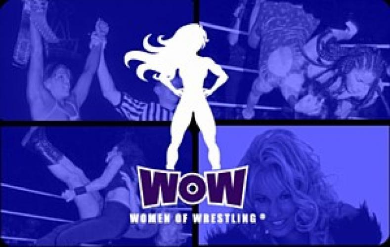 Women of Wrestling next episode air date poster