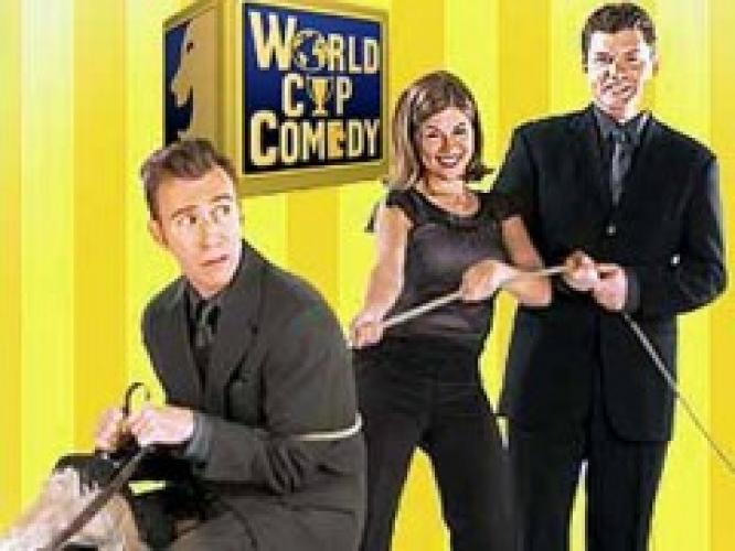 World Cup Comedy next episode air date poster