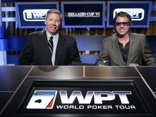 World Poker Tour on FOX next episode air date poster
