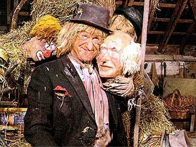 Worzel Gummidge next episode air date poster