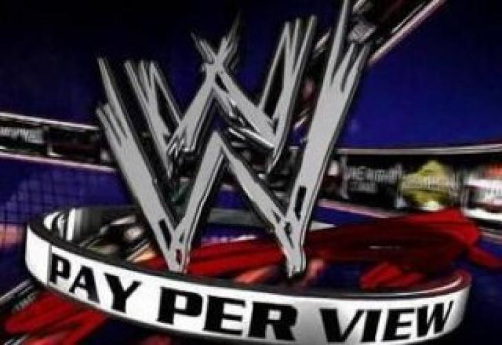 WWE Pay-Per-View next episode air date poster