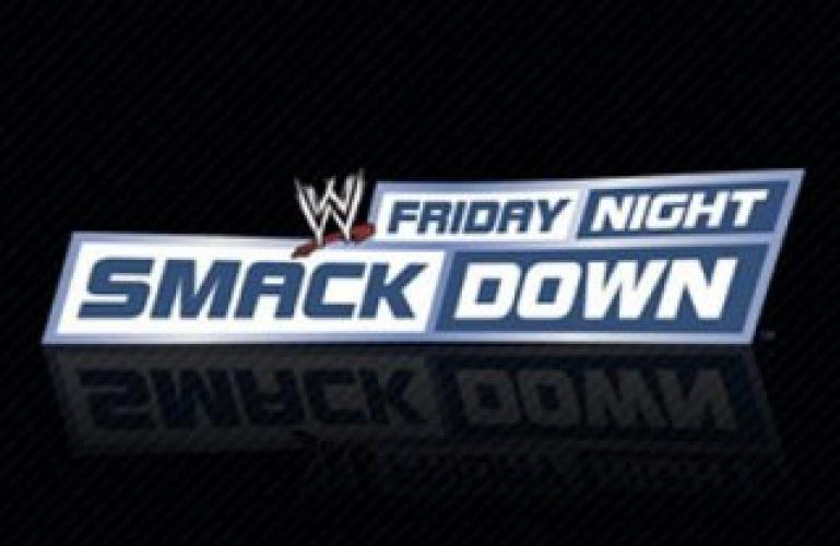 WWE SmackDown! next episode air date poster