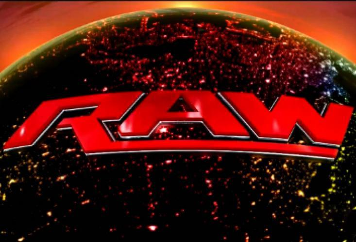 WWE Monday Night RAW next episode air date poster