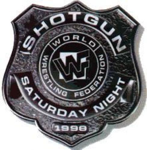 WWF Shotgun Saturday Night next episode air date poster