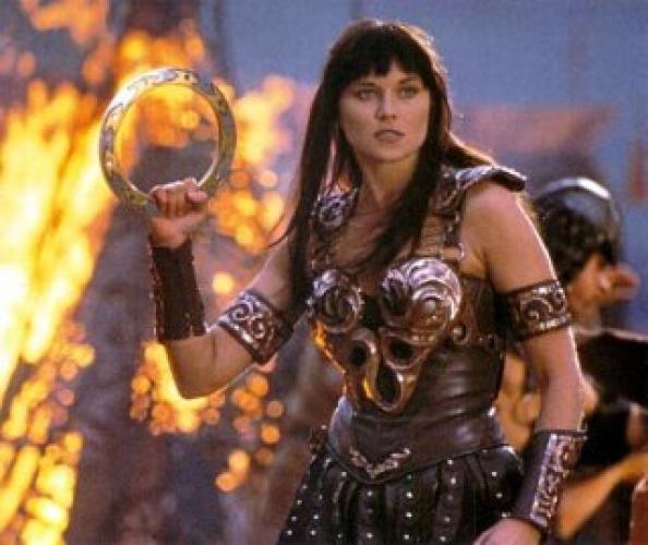 Xena: Warrior Princess next episode air date poster