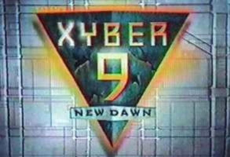 Xyber 9: New Dawn next episode air date poster