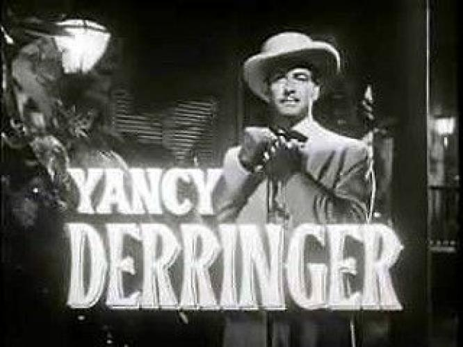 Yancy Derringer next episode air date poster