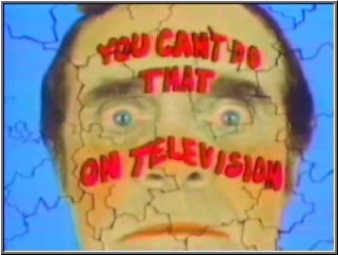 You Can't Do That on Television next episode air date poster