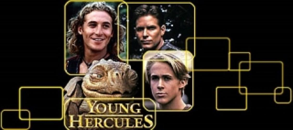 Young Hercules next episode air date poster