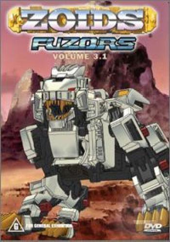 Zoids: Fuzors (US) next episode air date poster