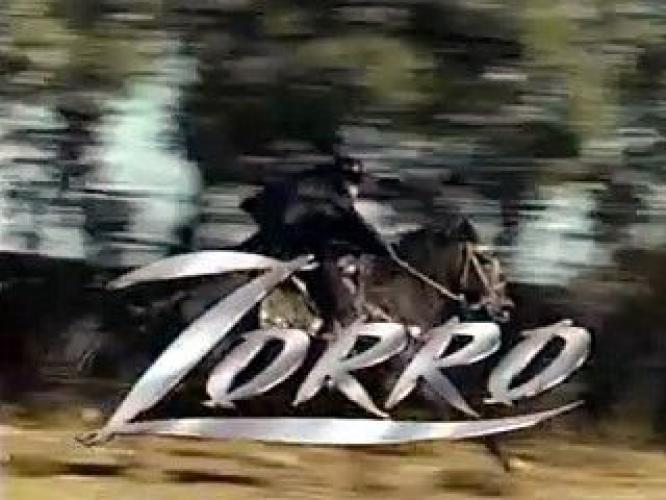 Zorro (1990) next episode air date poster