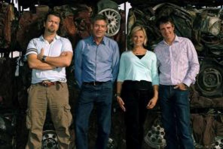 Fifth Gear next episode air date poster