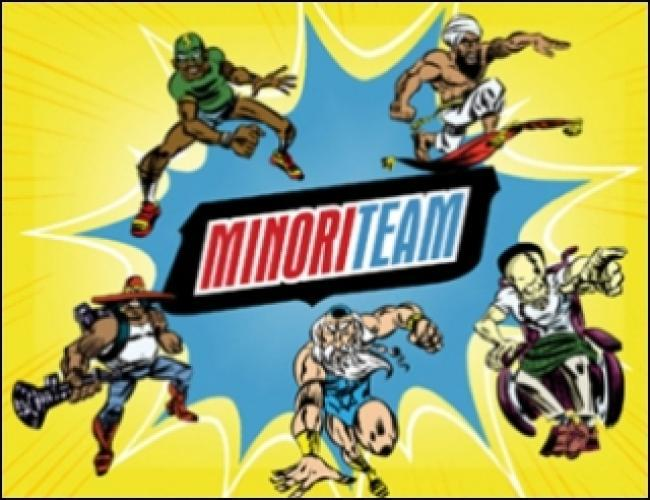 Minoriteam next episode air date poster