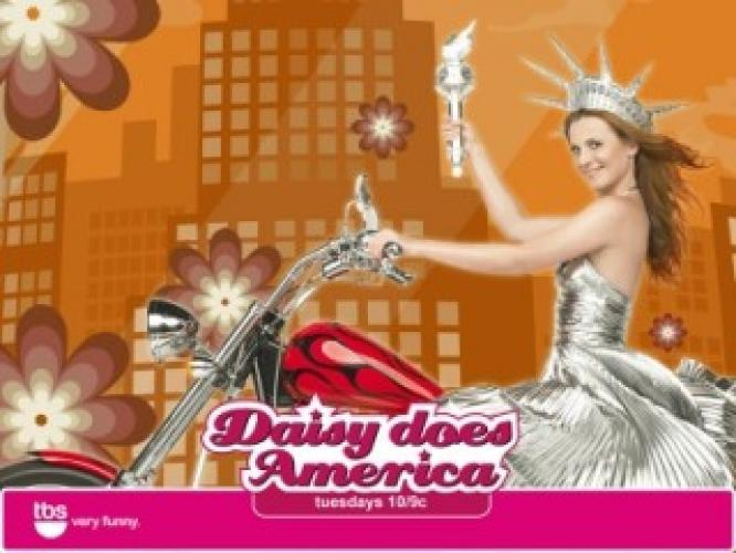 Daisy Does America next episode air date poster