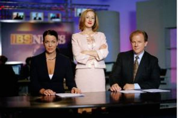 Broken News next episode air date poster