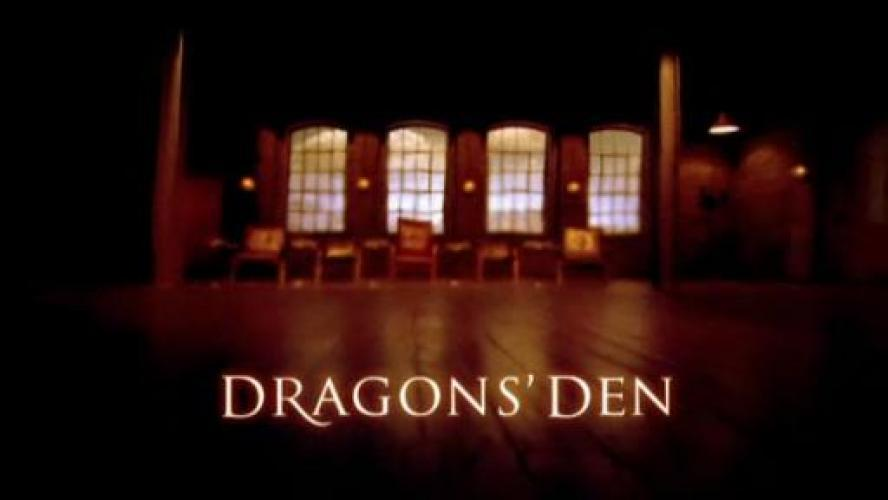 Dragons' Den next episode air date poster