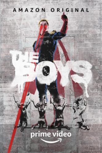 The Boys (2020) S02 Hindi Complete Web Series 480p AMZN HDRip ESubs 1.6GB