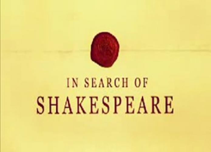 In Search of Shakespeare next episode air date poster