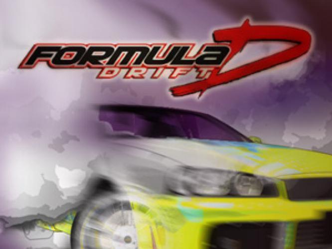 Formula Drift next episode air date poster