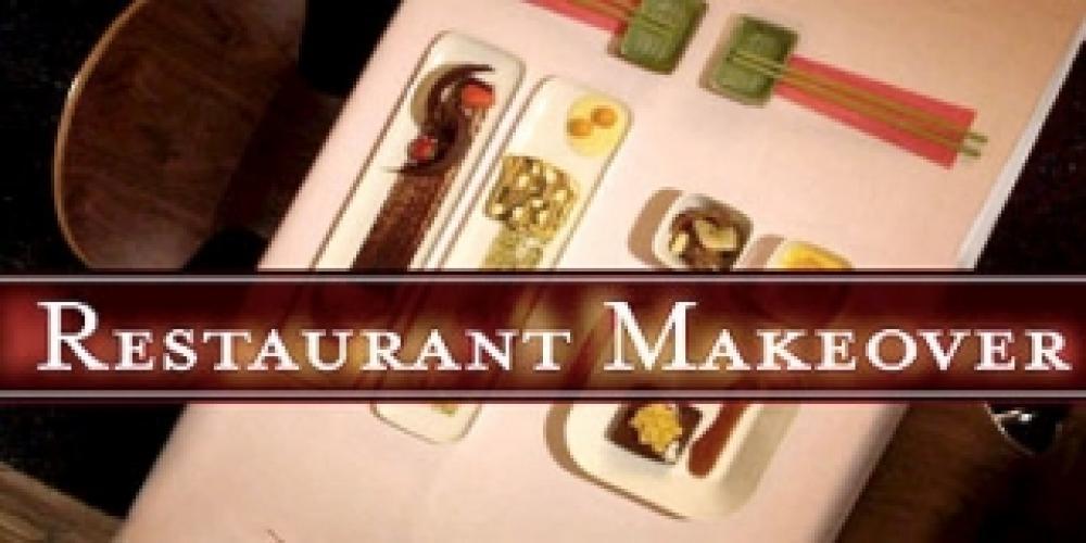 Restaurant Makeover next episode air date poster