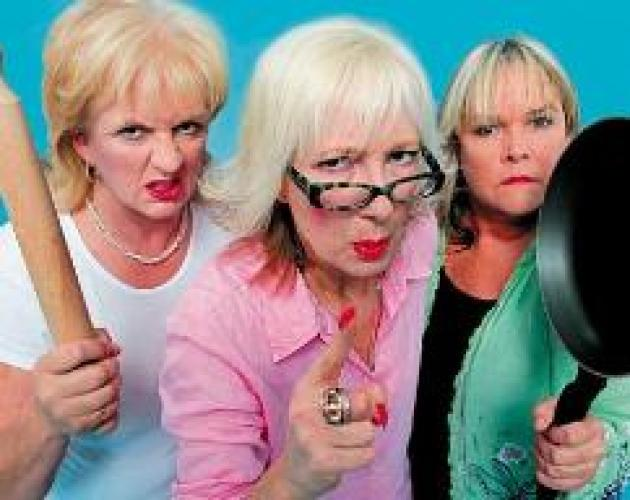 Grumpy Old Women next episode air date poster