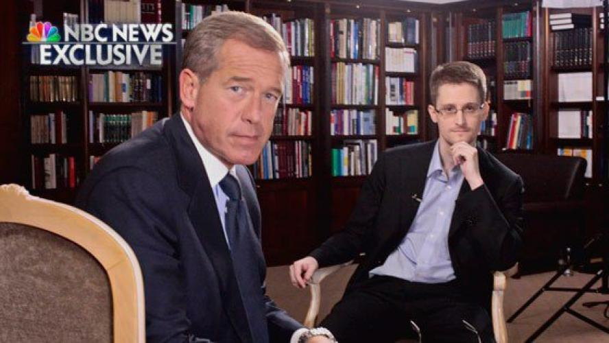 NBC News Exclusive with Brian Williams next episode air date poster