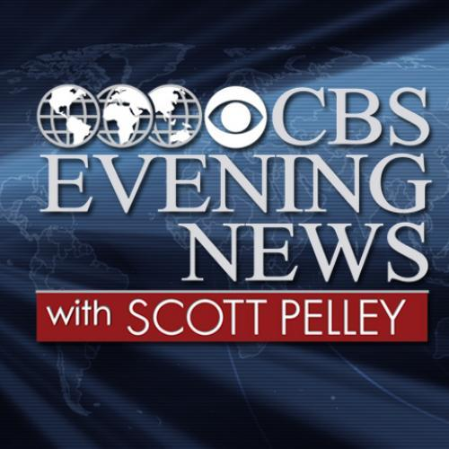 CBS Evening News with Scott Pelley next episode air date poster