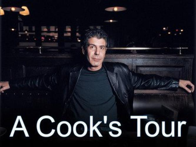 A Cook's Tour next episode air date poster