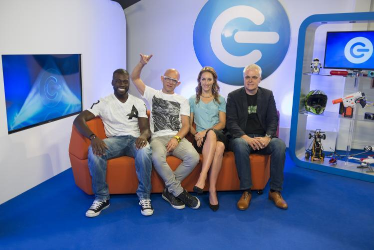 The Gadget Show next episode air date poster