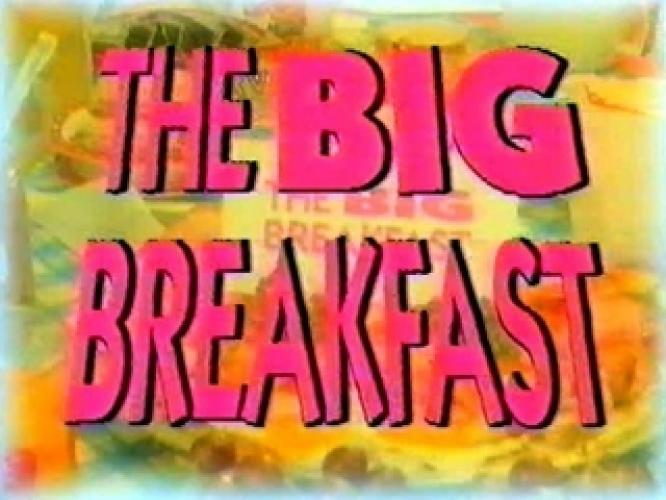 The Big Breakfast (UK) next episode air date poster