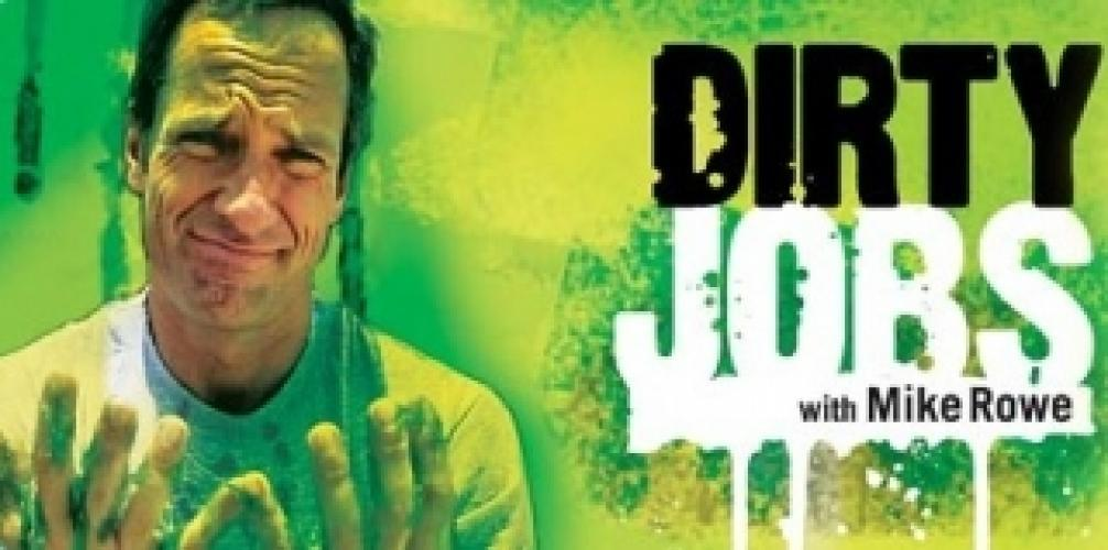 Dirty Jobs next episode air date poster