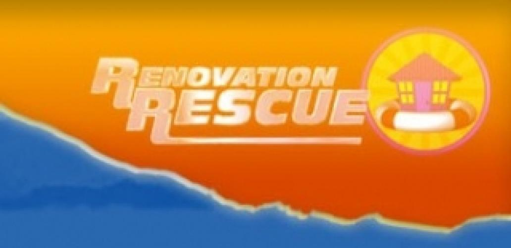 Renovation Rescue next episode air date poster