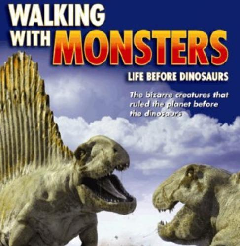 Walking With Monsters next episode air date poster