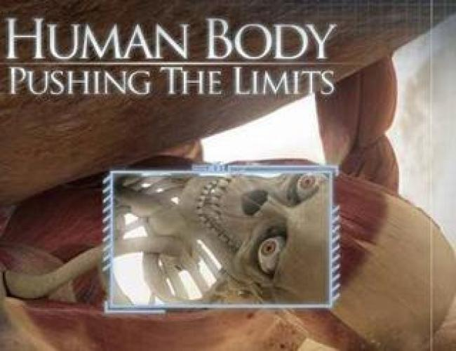 Human Body: Pushing the Limits next episode air date poster