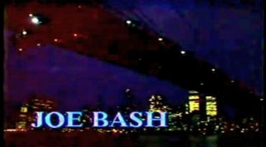 Joe Bash next episode air date poster