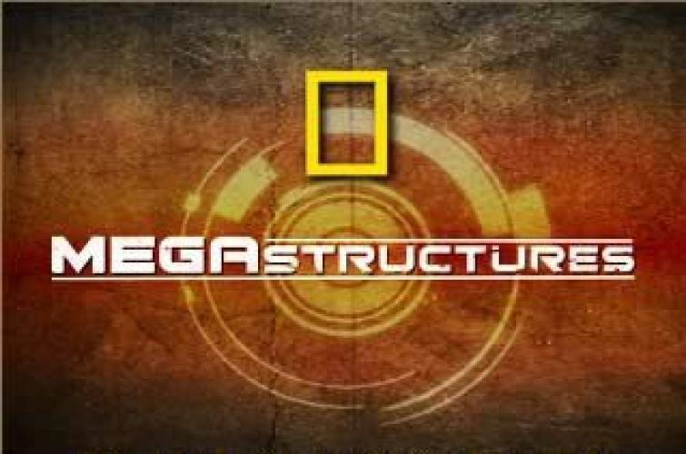 Megastructures (US) next episode air date poster